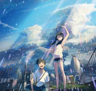 映画『天気の子』絵コンテ、作画、美術背景などの貴重な資料を公開!